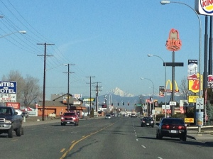 The Ellensburg Alps