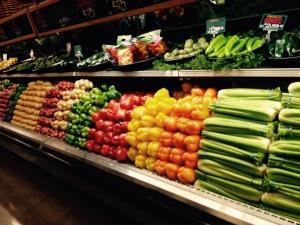 Orderly Vegetables