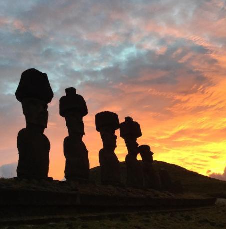 Heidi's Easter Island Photos